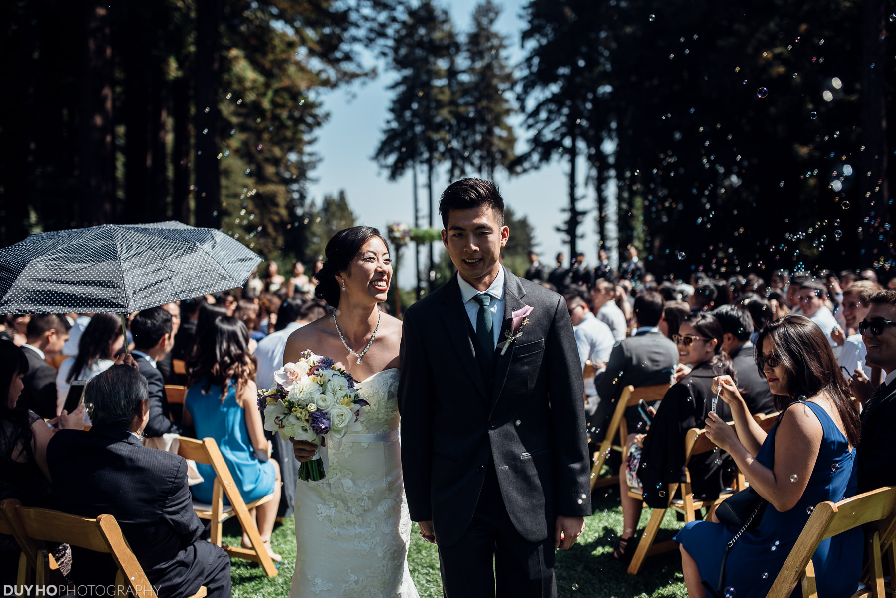 Mountain Terrace Wedding by Duy Ho Photography