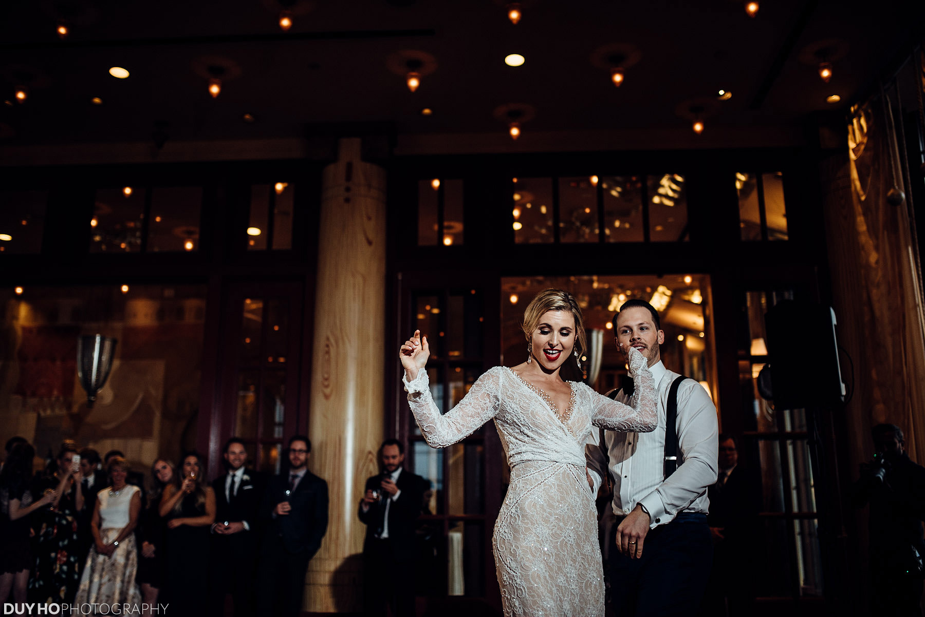 First Dance at Westin St Francis Wedding photo