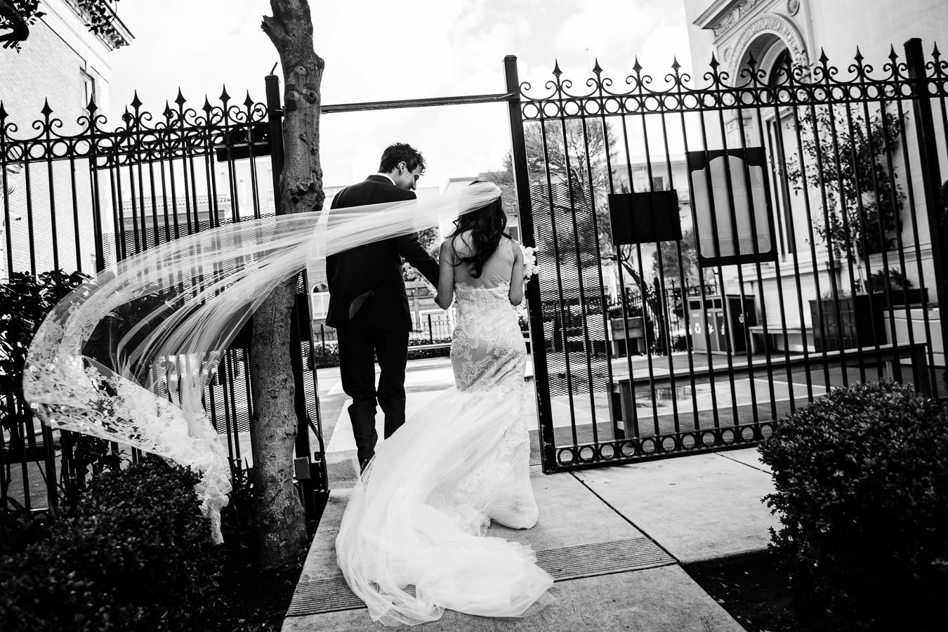 Flood Mansion Wedding Photo by Duy Ho